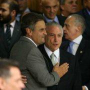 Pesquisa aponta que 55% da população pede saída do PSDB da base de Temer