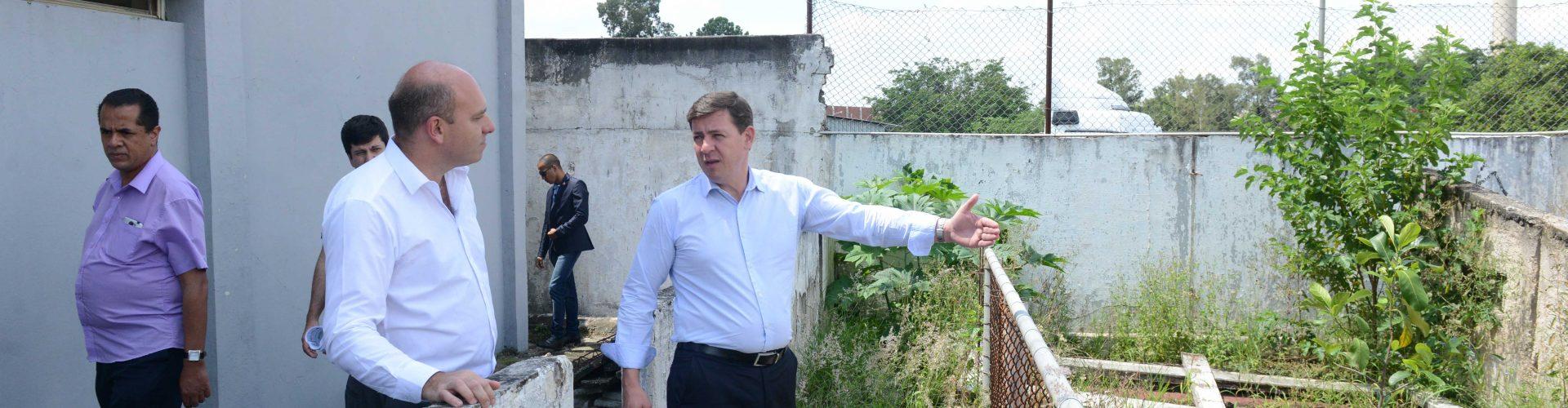 Prefeitura de São Bernardo anuncia melhorias para o Parque Santo Antônio