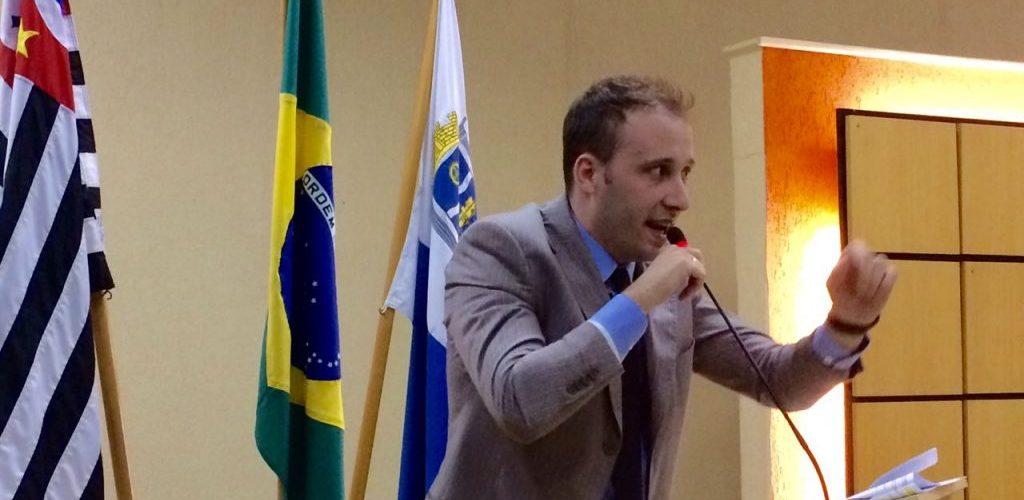 Fernando Rubinelli é o novo líder do governo na Câmara de Mauá