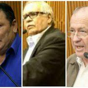 Ex-presidentes da Câmara: Montorinho. Araújo e Juliano perdem recurso no TSE