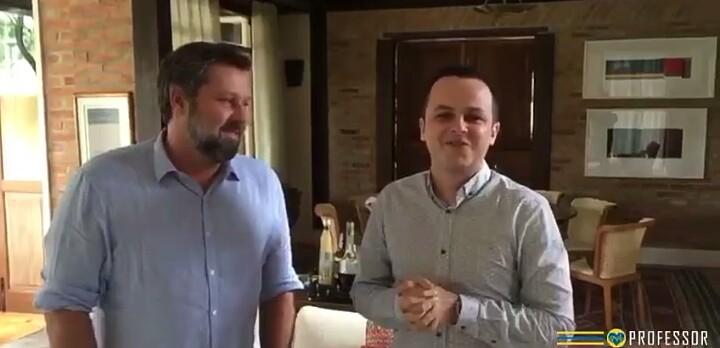 Minhoca articula candidatura a estadual pelo PSDB e dobrada com Carlos Sampaio