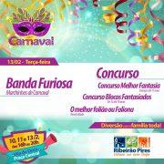 Concurso de Fantasias agitará Carnaval em Ribeirão Pires