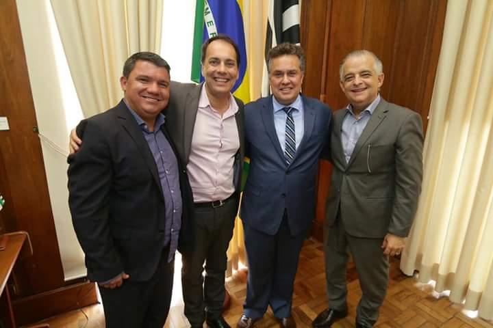 Coluna do Amaral: Atila revela apoio de prefeito tucano a Márcio França