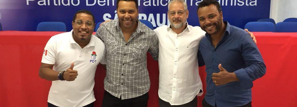 Nova direção do PDT de Ribeirão Pires apresenta planos da sigla para a cidade