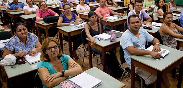 """Ribeirão Pires abre matriculas para o projeto EJA – """"Tempo de Aprender"""""""