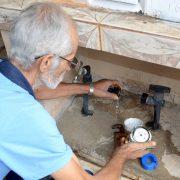 Santo André registra queda de 84% nas reclamações de falta de água em um ano