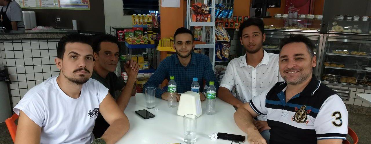 Representantes da imprensa online de Ribeirão Pires se reúnem