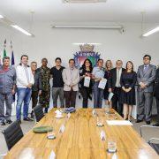 Prefeitura de São Caetano do Sul entrega subvenções a forças de segurança