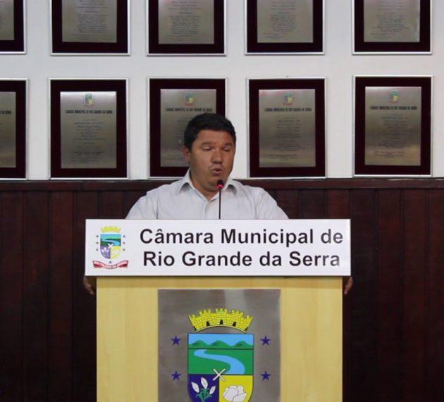 Claudinho Monteiro pede WI-FI gratuito no Teixeirão