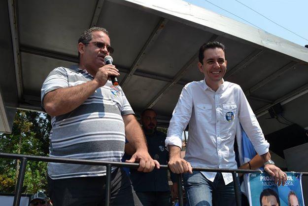 Vereador Zacarias questiona o Consórcio sobre os investimentos na campanha do Mister Mão