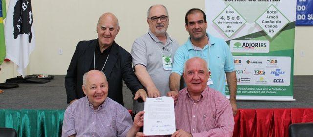 Adjori Brasil publica carta em defesa dos jornais e sites de notícias regionais
