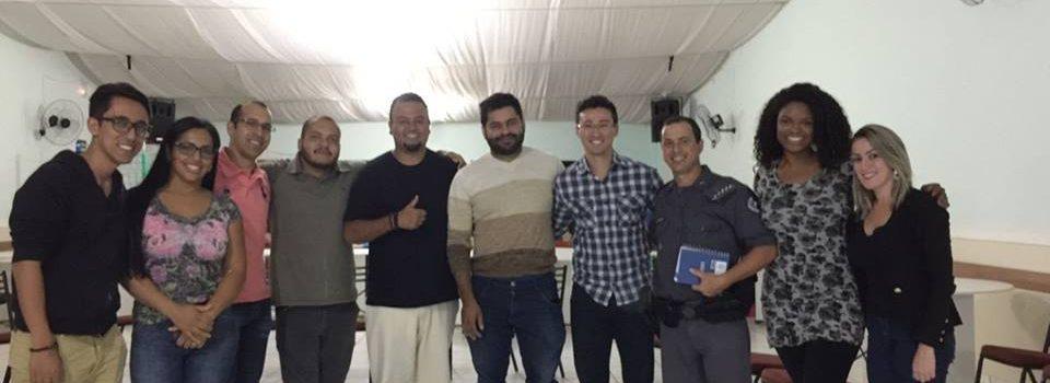 Akira promove o primeiro 'Fala Rio Grande'