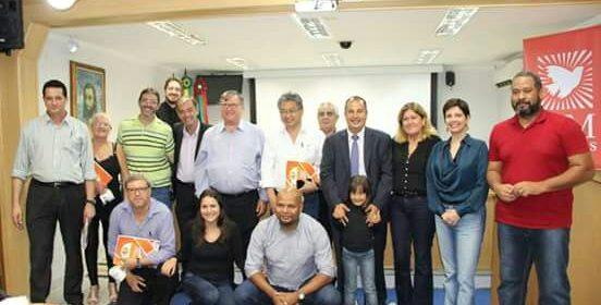 Fundação ligada ao PSB reúne a coordenação de SP
