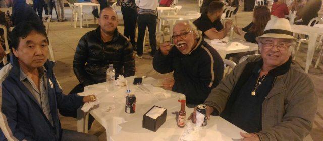 Grecco e Volpi aparecem juntos em Festival do Chocolate