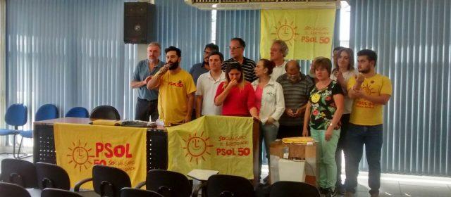 PSOL de Santo André tem nova Executiva