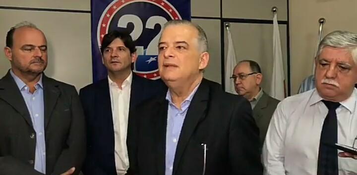 Coluna do Leandro Amaral: Márcio França recebe apoio do PR para sua candidatura