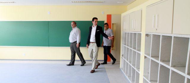 Em fase final de obras, novo CESA do Jardim Irene atenderá 1,2 mil crianças