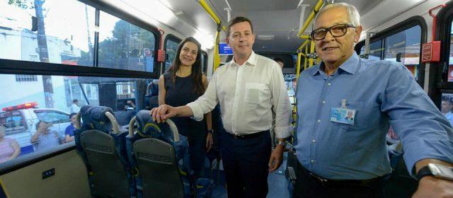 Orlando Morando é o primeiro prefeito a aumentar a tarifa de ônibus