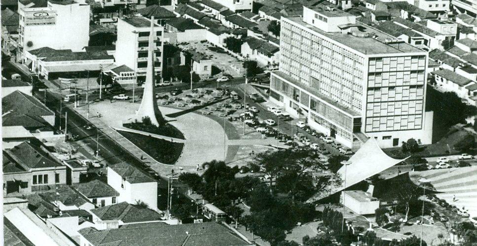 São Caetano vista de cima é o tema da exposição virtual da Pró-Memória de fevereiro