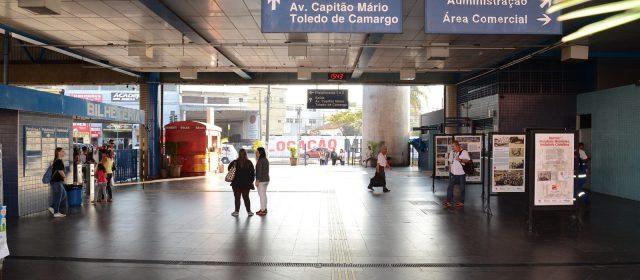 Após quase dois anos operando em contrato emergencial, Santo André abre licitação para subconcessão do Terminal da Vila Luzita