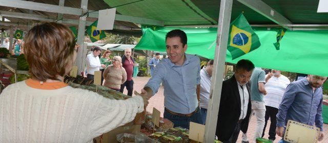 Parque Celso Daniel ganha feira orgânica