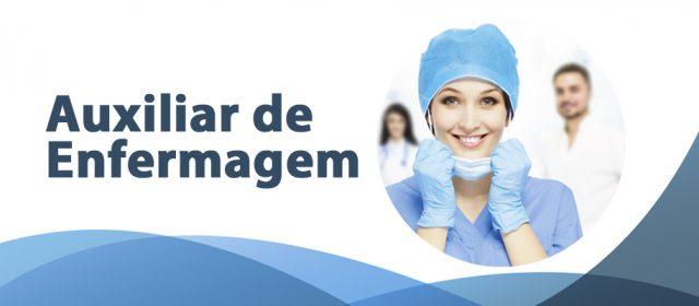 Auxiliar e técnico de enfermagem estão entre as vagas oferecidas pelo PAT de Ribeirão Pires