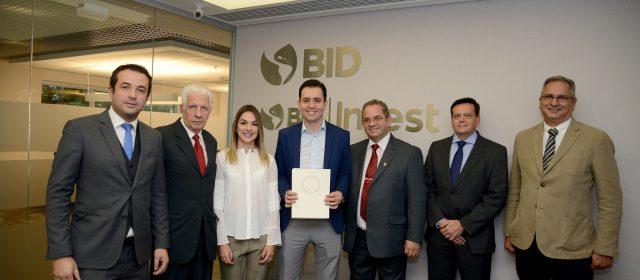 Santo André assina contrato com o BID para executar obras de mobilidade