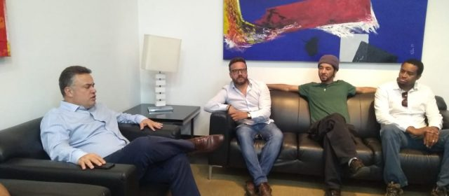 Gabriel Maranhão firma parceria com o Rotary Club de Ribeirão Pires