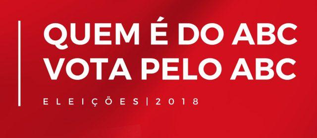 """Acisa e Octopus lançam campanha """"QUEM É DO ABC VOTA PELO ABC"""""""