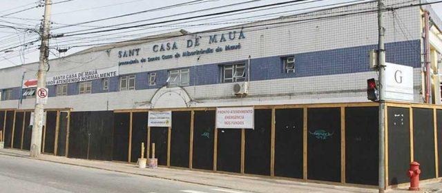 """Santa Casa perdeu Cerificado de Entidade Beneficente"", informa a Prefeitura de Mauá"