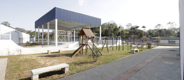 Com projeto de Volpi, obras de Saulo e retomada de Kiko, o Centro de Artes e Esportes será inaugurado na IV Divisão