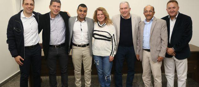 Bancada do PV declara apoio à  Regina Gonçalves