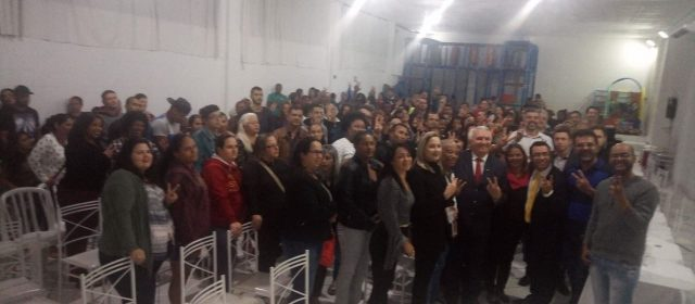 Dr. Ilmar lança pré-campanha a estadual ao lado de Gilberto França