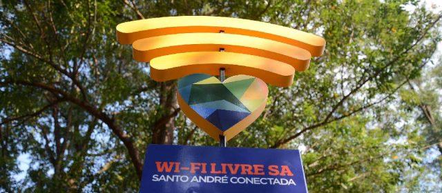 PSOL denuncia contrato de Wi-Fi da prefeitura de S. André e administração nega acusações