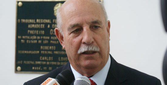 Oswaldo Dias tem candidatura indeferida pelo TRE