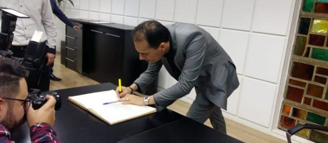 Atila toma posse novamente como prefeito