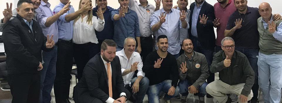 Sob coordenação de Alex Manente, campanha de Márcio França no ABC faz primeira reunião