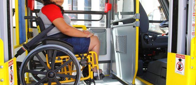 Lei garante desembarque livre à portadores de deficiências em Mauá