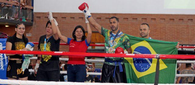 Anderson Reis se torna Campeão Mundial de Kickboxing pela Copa do Mundo da WTKA