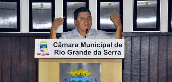 Claudinho Monteiro é eleito presidente da Câmara de Rio Grande