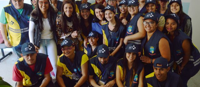 Prefeitura de Rio Grande entrega uniformes aos Agentes Comunitários de Saúde