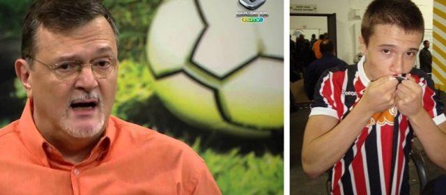 Filho de Chico Lang se suicida em São Paulo
