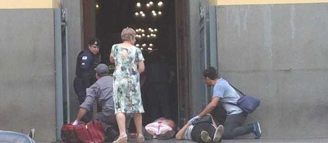 Homem mata quatro pessoas dentro de catedral em Campinas e depois se suicida